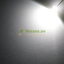 4,8mm Kurzkopf LED Neutral Weiß 2200mcd - 120°